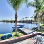 Luxury 4-Bedroom Lakefront Villa with Boat near Laguna Beach