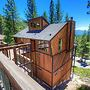 Village w/Breathtaking Views Hot Tub 5 Br cabin by RedAwning