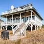 Bogan s on the Beach 4 Bedroom Holiday Home By Bald Head Island