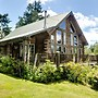 Log Home on Lopez Spencer Spit