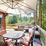 Wine and Dine Under Sonoma Redwoods by RedAwning