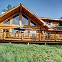Pioneer Lakefront Log Cabin by RedAwning