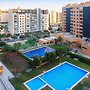 Apartment With 3 Bedrooms in Alicante, With Pool Access, Furnished Bal