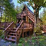 Alpine A-Frame - Two Bedroom Cabin with Hot Tub