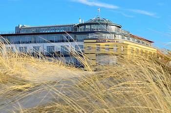 Strand hotel h bner rostock deutschland niedrigster for Hotels in warnemunde mit meerblick