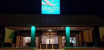 Quality Inn McGuire AFB - Fort Dix near Bordentown