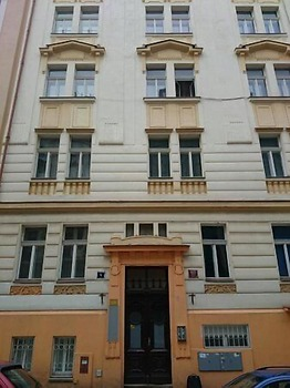 Prague's Rainbow Guest House