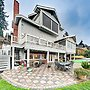 Beautiful 2BR Seattle Lake Apartment by RedAwning