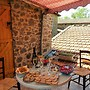 House With one Bedroom in Sauviat, With Wonderful Mountain View and Te
