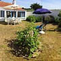 House With 2 Bedrooms in Barbâtre, With Wonderful sea View, Enclosed G