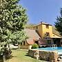 Villa With 4 Bedrooms in Camarena de la Sierra, With Wonderful Mountai