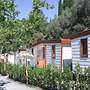 Detached Chalet With AC and a Small Garden 10 km. From sea