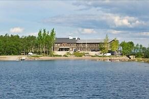 Hotelli Hornavan Hotell Arjeplog Ruotsi Paras Hinta Taattu