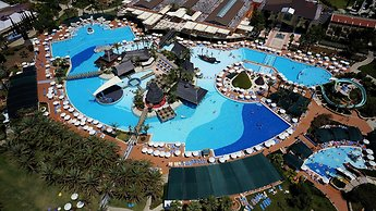 Pegasos World Hotel All Inclusive Side Tyrkiet Laveste Pris