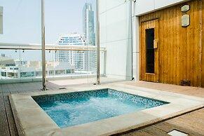 Jannah Marina Bay Suites Dubai United Arab Emirates Hotelsone Com