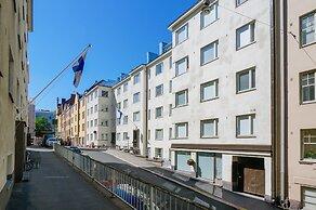 Hotelli Forenom Serviced Apartments Helsinki Kruununhaka Helsinki