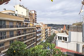 Hotel ático Terraza Barbacoa Park Güell Barcelona Spain
