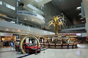 Отель в аэропорту дубай терминал 3 оаэ в январе погода