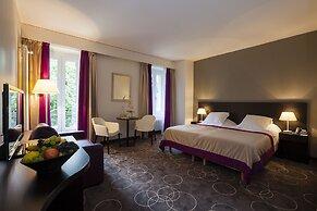 Hotel Grand Hotel Des Bains De Lavey Lavey Morcles Suica