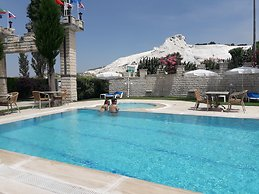 Hotel Hal Tur Pamukkale Tyrkiet Laveste Pris Garanteret