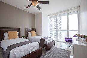 Hotel Icon W Brickell by Best Miami Vacations, Miami, United
