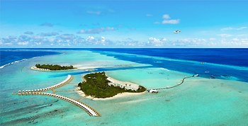 Hvor Ligger Maldiverne Se Kort Og Fa Overblik