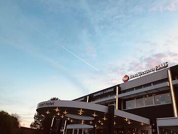 Best Western Plus Rotterdam Airport Hotel