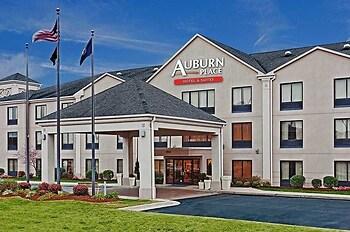 auburn place hotel suites paducah paducah united. Black Bedroom Furniture Sets. Home Design Ideas