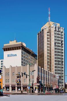 Hilton Anchorage