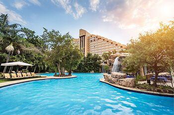 The Cascades Hotel At Sun City Resort Sun City Sudafrika