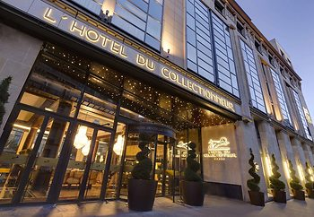 L'Hotel du Collectionneur Arc de Triomphe
