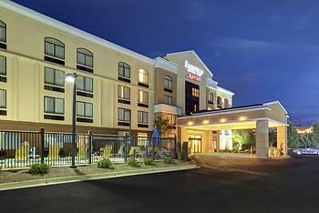Fairfield Inn & Suites by Marriott Anniston Oxford