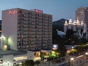 Salt Lake Plaza Hotel at Temple Square