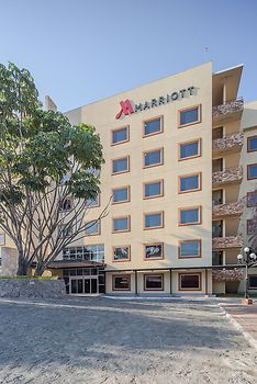 Marriott Puebla Hotel Meson del Angel