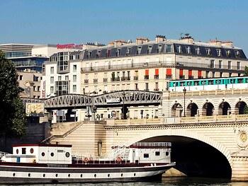 Mercure Paris Bercy Bibliothèque
