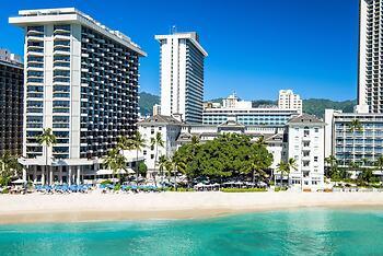 Moana Surfrider, A Westin Resort & Spa, Waikiki Beach