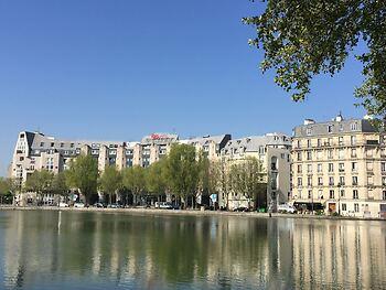 ibis Paris La Villette Cité des Sciences 19ème