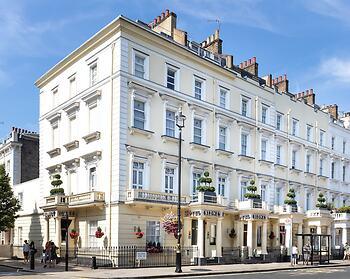 Sidney Hotel London Victoria