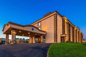 SureStay Plus Hotel by Best Western Johnson City