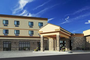 Ramada by Wyndham Grand Dakota Hotel Dickinson