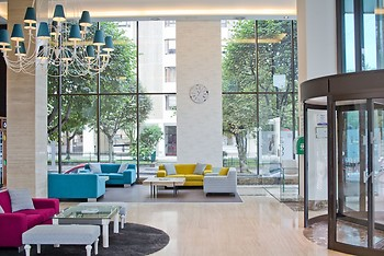 TRYP Gijón Rey Pelayo Hotel