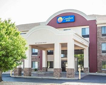 Comfort Inn Lees Summit @ Hwy 50 & Hwy 291