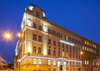 Kosher Hotel KING DAVID Prague
