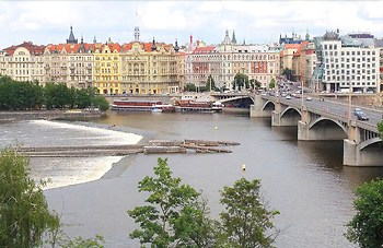 Riverview Apartments Prague
