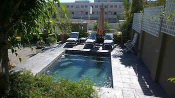 Le Hôtel Conifer Beach House, Port Elizabeth, Afrique du Sud ...
