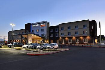 Fairfield Inn & Suites Sacramento Airport Woodland