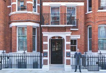 The Franklin London - Starhotels Collezione
