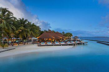 Hotel Kurumba Maldives Vihamanafushi Maldiverne Laveste Pris