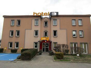 hotelF1 Lyon Bourgoin-Jallieu