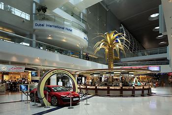 Dubai International Airport Terminal 3 Hotel